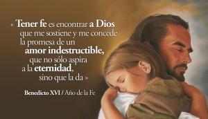 Jesús abraza a los niños
