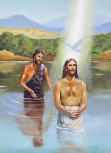 Imágenes de Bautismo de Jesús