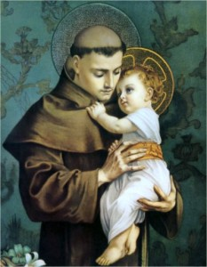 Imágenes de San Antonio de Padua