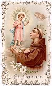 retrato San Antonio de Padua