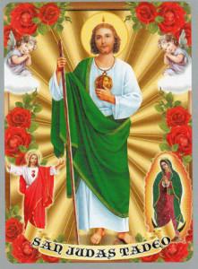 Imágenes de San Judas Tadeo
