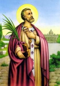 Imágenes de San Pedro Apostol