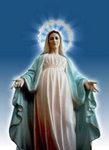 Imágenes de la Virgen de Fátima
