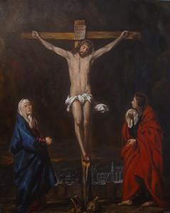 Imágenes de la cruz del calvario