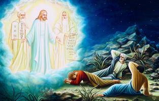 Resultado de imagen de la transfiguracion de jesus