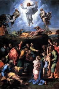 Imágenes de la transfiguración de Jesús5