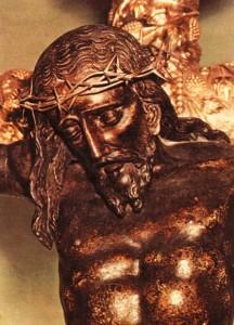 Imágenes del Cristo Negro de Esquipulas de cerca