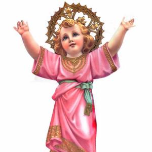 escultura del divino niño