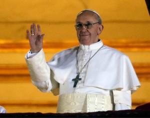 Imágenes del papa Francisco
