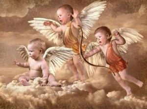 Imágenes de ángeles bebés