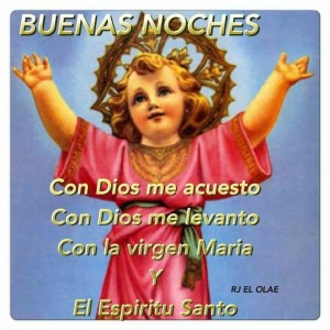 Imagenes con oraciones del niño Jesus