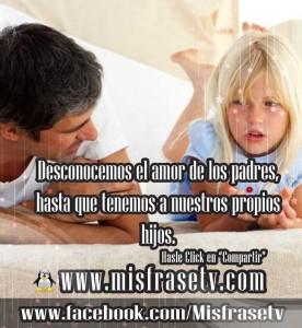 Imágenes de amor para los padres