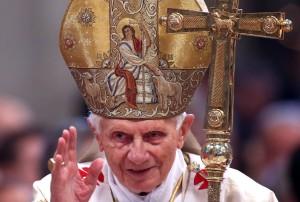 Imágenes del Papa Benedicto XVI