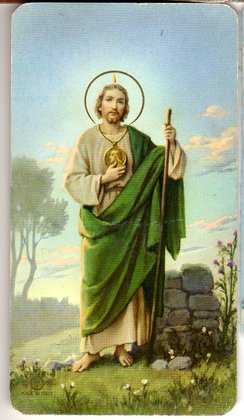 tarjetas de Imágenes de San Judas Tadeo