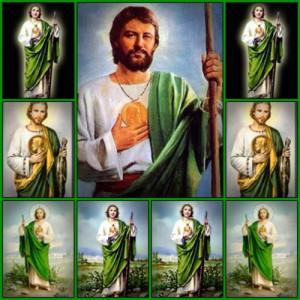 cuadros de San Judas Tadeo