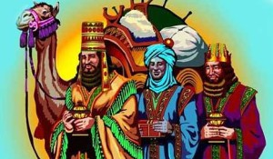 Imágenes de los reyes magos