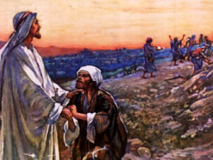 imágenes de jesús sanando enfermos
