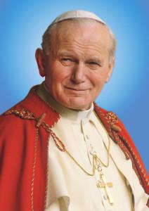 Imágenes de Juan Pablo II