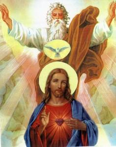 Imagenes de la Santísima Trinidad