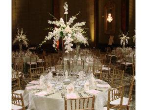 imágenes de mesa con arreglos florales