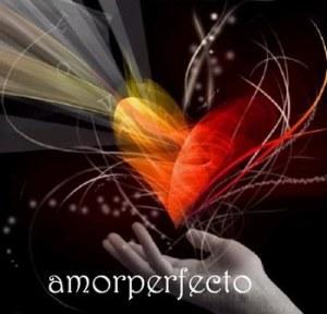 Imágenes con frases del amor perfecto de Dios