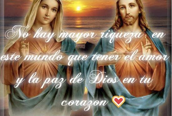 Imagenes Con Frases Para Virgen Maria