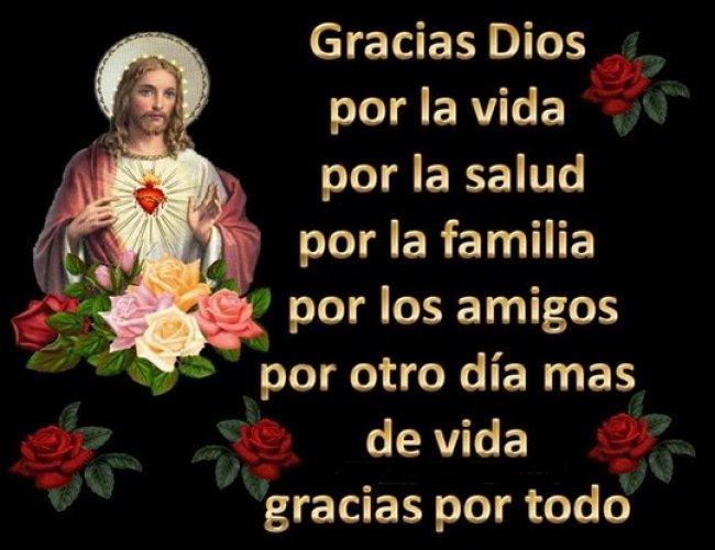 Imágenes De Jesús Con Frases Imagenes Religiosas
