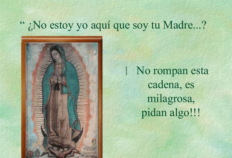 Imagenes De La Virgen De Guadalupe Con Freses
