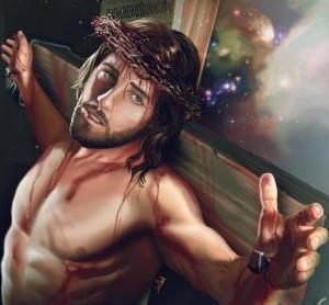 Imágenes de Jesús en la cruz