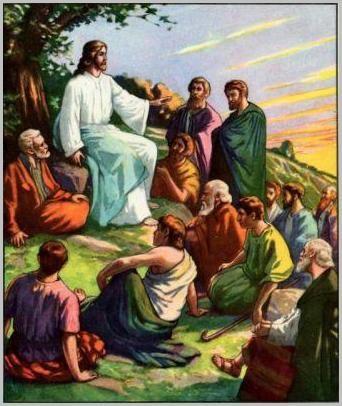 Resultado de imagen para UNA IMAGEN DE JESUS CON SUS DISCÍPULOS