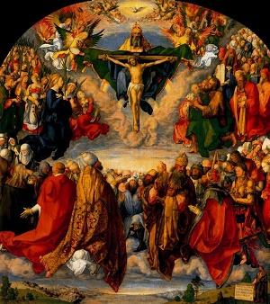 Celebraciones de fiestas a los santos