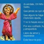 Imágenes con oraciones del niño Jesús