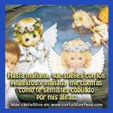 Imágenes de ángeles con frases para los amigos