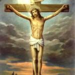 Imágenes de la crucifixión de Jesús