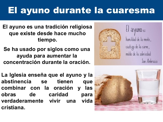 Imágenes Con Frases Para El Ayuno De Semana Santa
