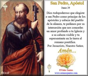 Imágenes con frases de San Pedro